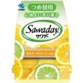 小林製薬 香り薫るサワデー 詰替レモン&スウィーティー  140G  (0817-0503)