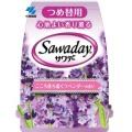 小林製薬 香り薫るサワデー 詰替ラベンダー&ブルーラベンダー  140G  (0817-0502)