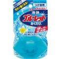 小林製薬 液体ブルーレットおくだけ 付替 清潔なブルーミーアクアの香り 70ML (0801-0507)