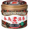 大日本除虫菊  金鳥の渦巻 微煙 (缶) 30巻