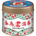 大日本除蟲菊 金鳥の渦巻 ミニサイズ 20巻 缶