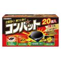 【数量限定】大日本除虫菊 コンバットN 1箱 20個入