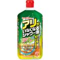 大日本除蟲菊 金鳥 アリがいなくなるシャワー液 アリの巣退治   1L