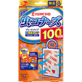 大日本除虫菊 虫コナーズ プレートタイプ 100日 無臭 1個 (1709-0408)