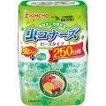 大日本除虫菊 虫コナーズ ビーズタイプ 250日 フルーツガーデンの香り 360g   (0000-0000)