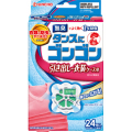 大日本除虫菊 ゴンゴン 引き出し用 無臭タイプ 24個 (1614-0201)