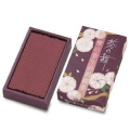 【数量限定】カメヤマ 葵乃舞 櫻の香りのお線香 約130g