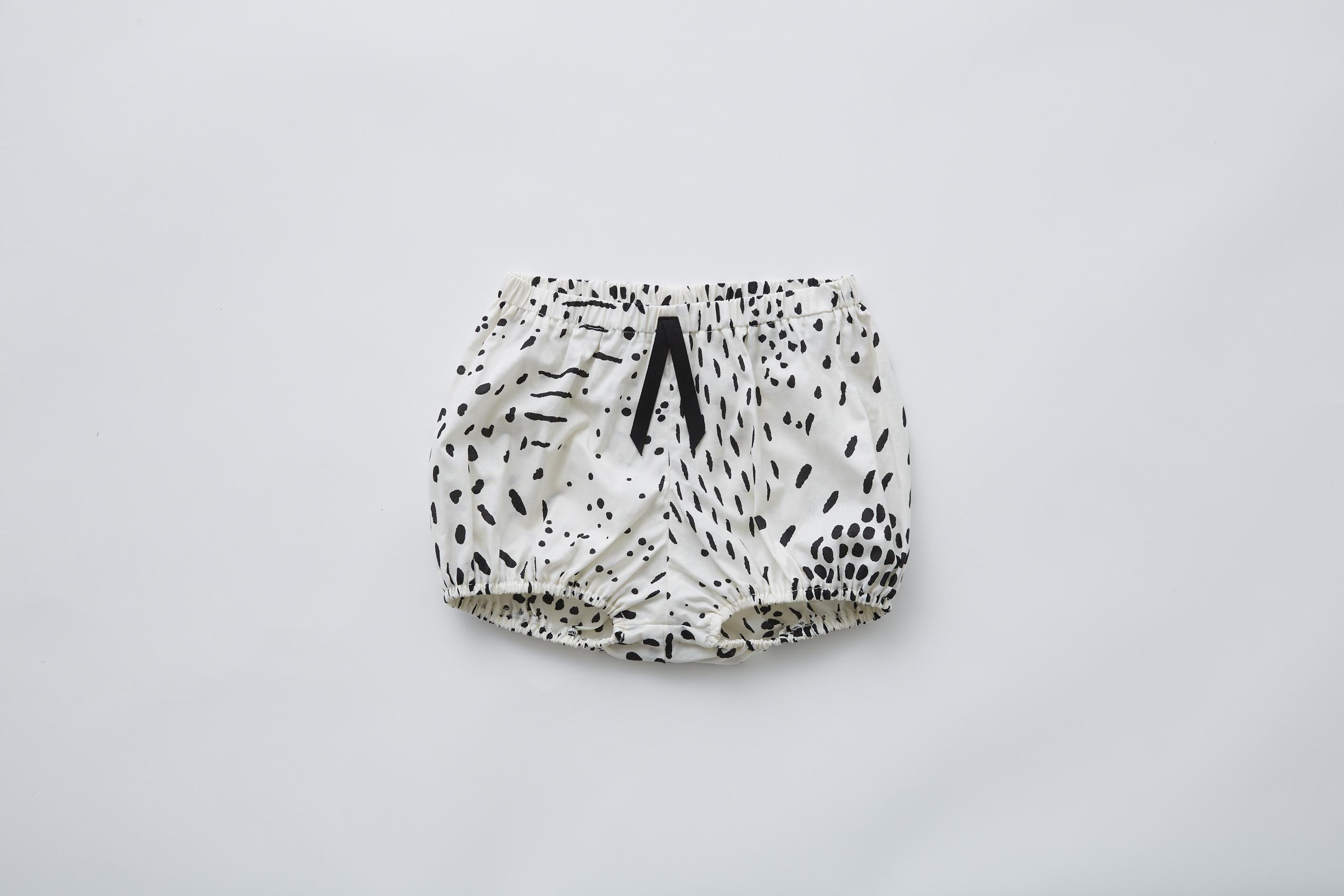 【eLfinFolk】QiLin bloomers white