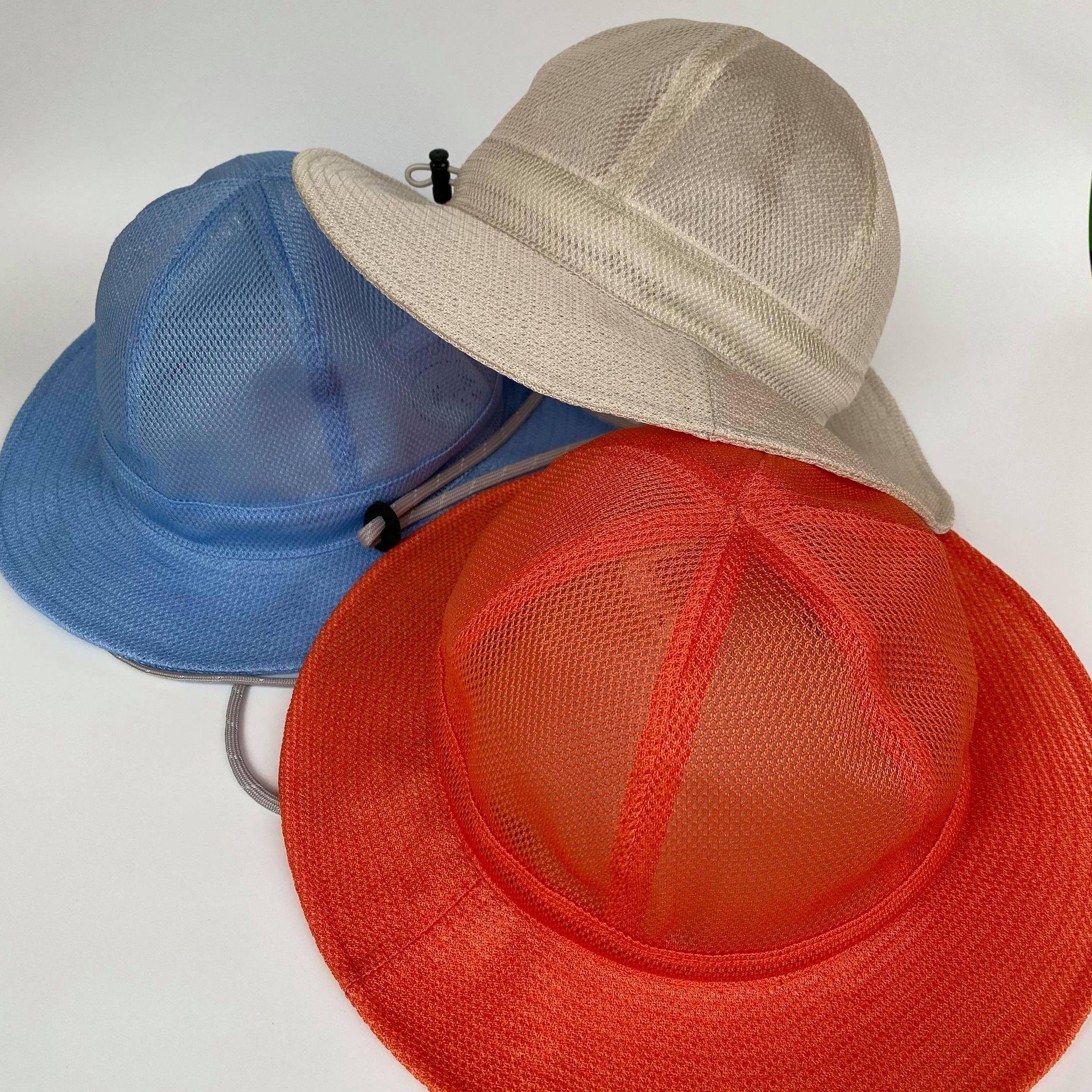【MOUNTEN.】21S-MA20-0949 mesh adventure hat