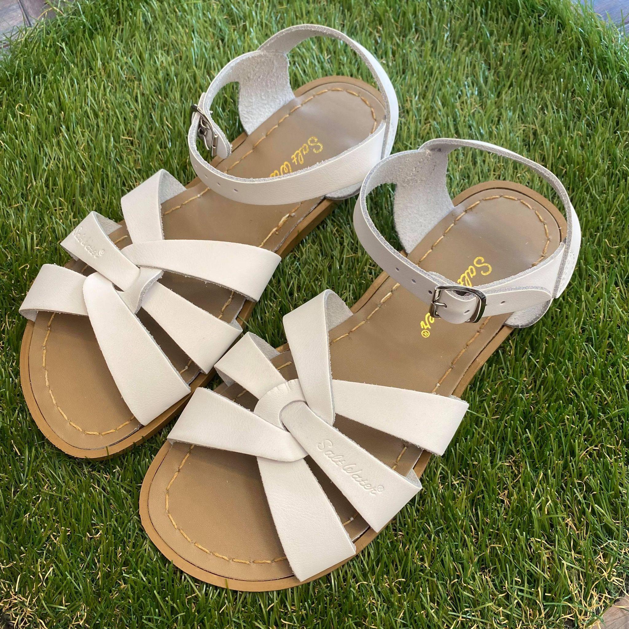 【Salt Water Sandals(ソルトウォーターサンダル)】Adults・The Original/White/22.9cm~25.1cm