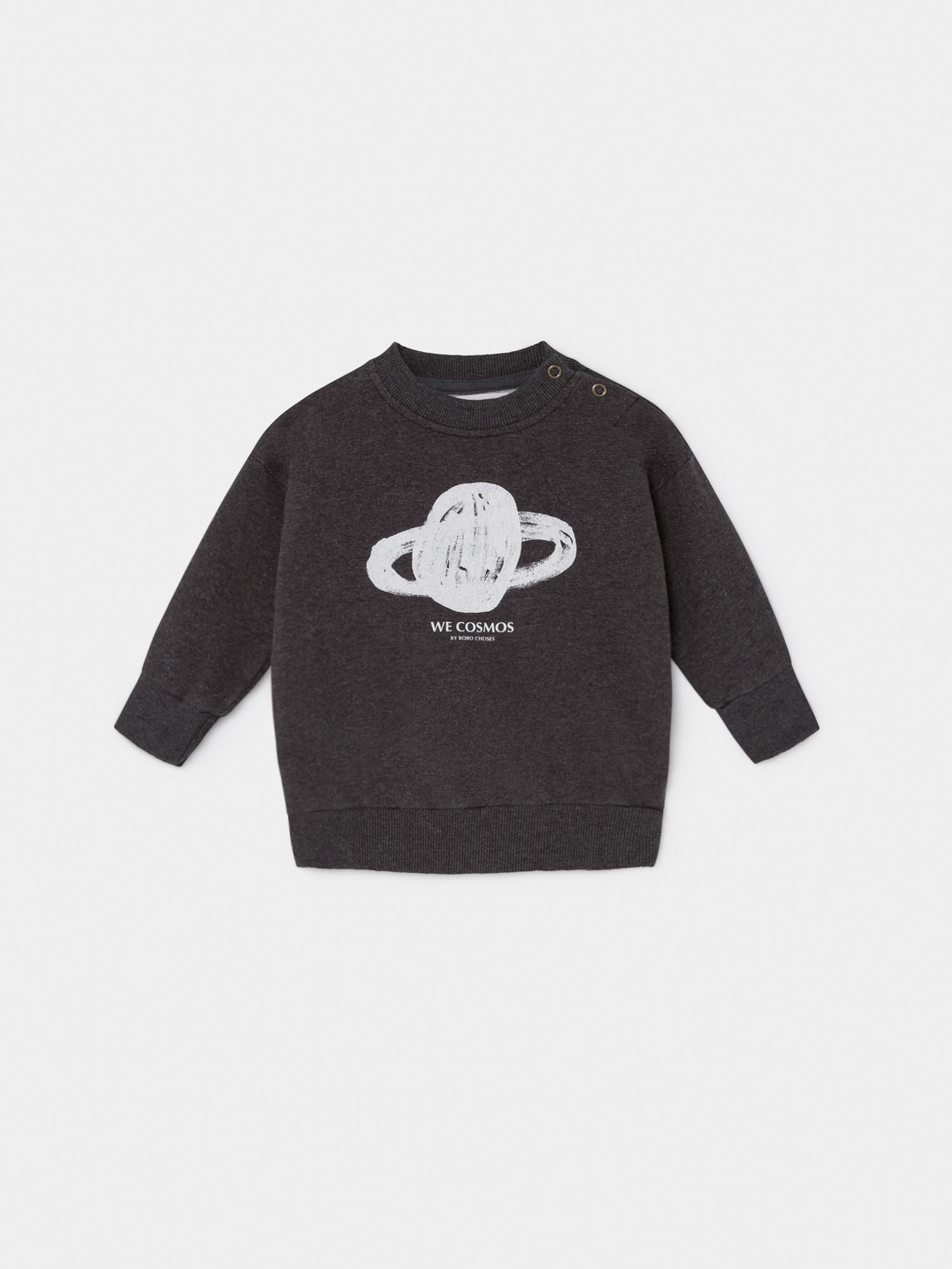 【BOBOCHOSES】219159 MERCURY SWEATSHIRT/baby