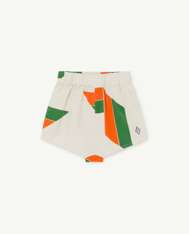 【THE ANIMALS OBSERVATORY】White Clam Short