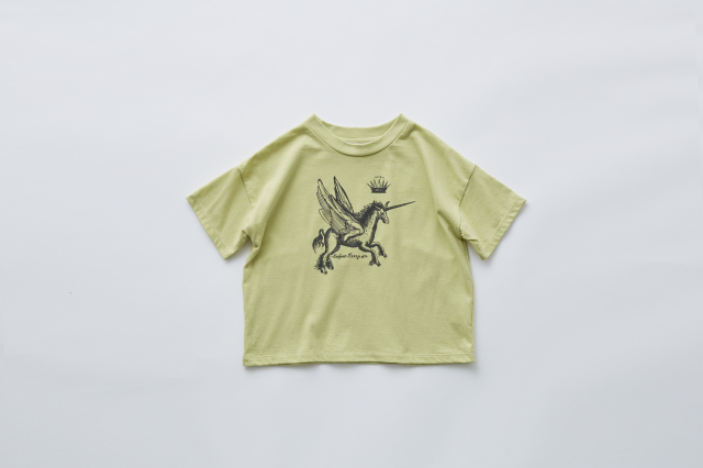 【eLfinFolk】PEGASUS Tee lemon