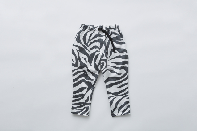 【eLfinFolk】zebra pants white