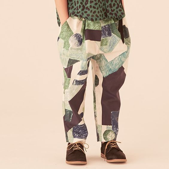 【eLfinFolk】elf-201F03 Maghreb pants