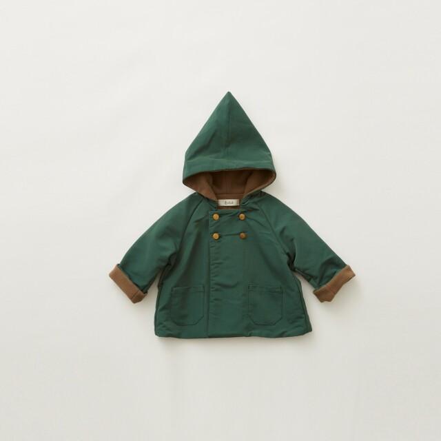 【eLfinFolk】8月入荷予定elf coat green