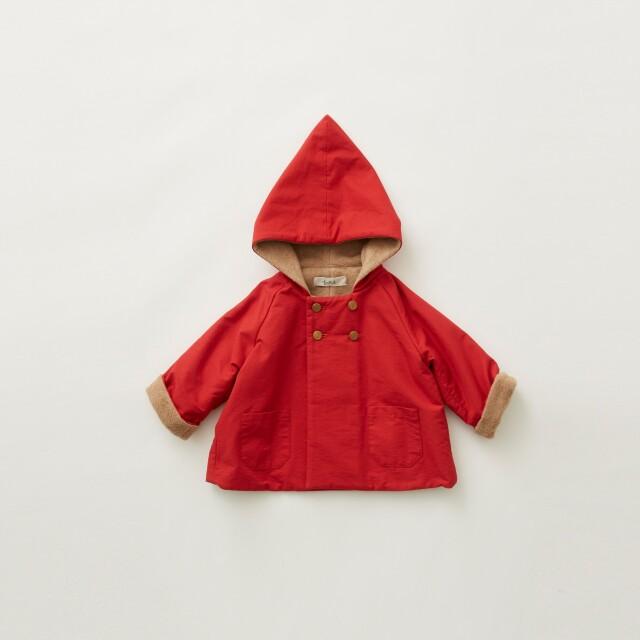 【eLfinFolk】8月入荷予定elf coat red