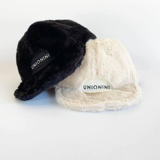 【UNIONINI】AC-046 fur cap