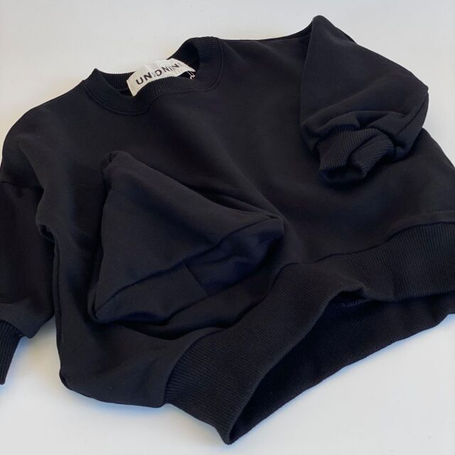 【UNIONINI】TR-020 ◯△ sweat shirt キッズ~大人まで