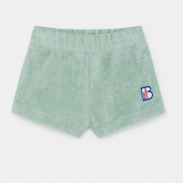 【BOBOCHOSES】12000054 B.C. Terry Towel Shorts