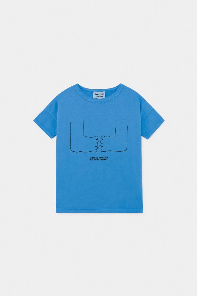 【BOBOCHOSES】12001010 Feet T-Shirt