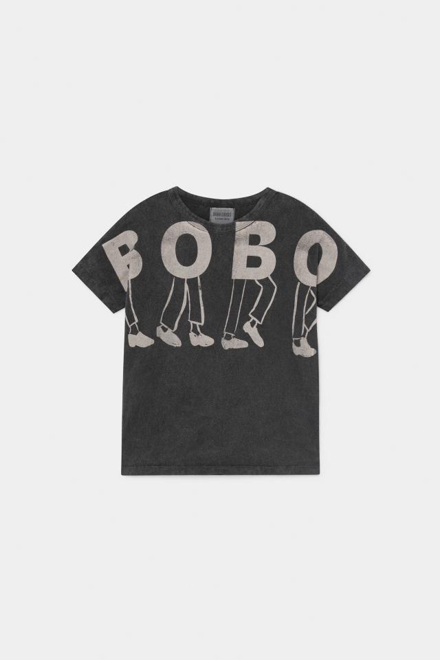 【BOBOCHOSES】12001011 Bobo Dance T-Shirt