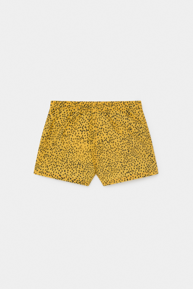 【BOBOCHOSES】12001166All Over Leopard Swim Shorts