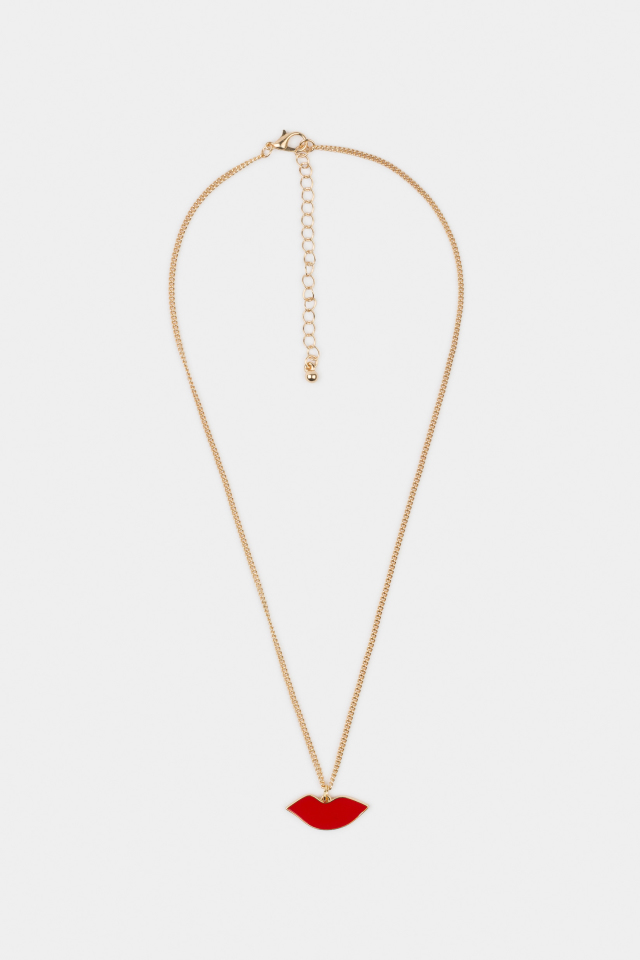 【BOBOCHOSES】12011046 Kiss Necklace