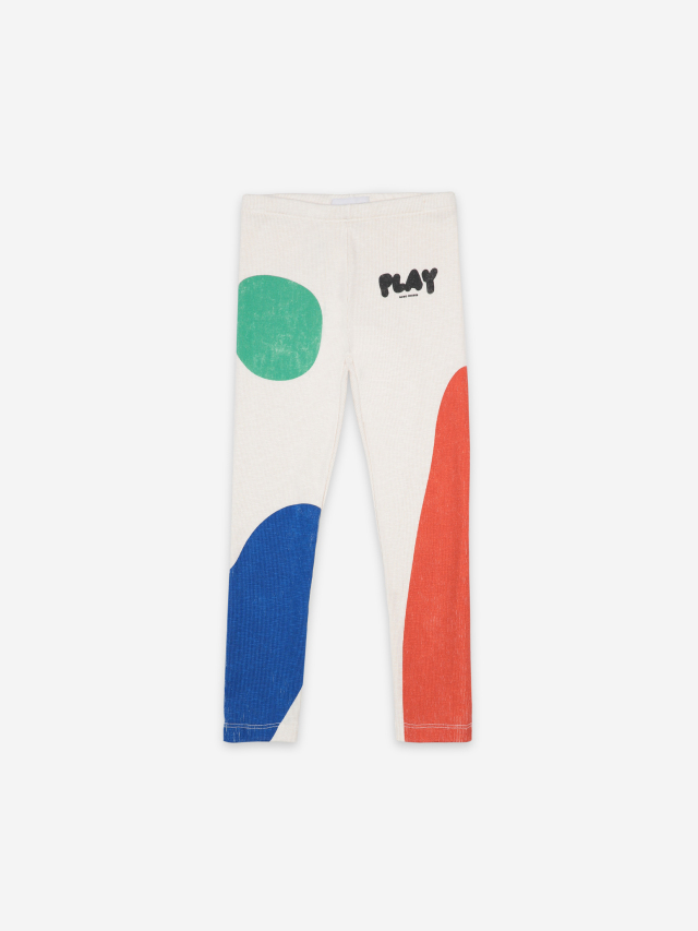 【BOBOCHOSES】121AC052 Play Landscape Leggings