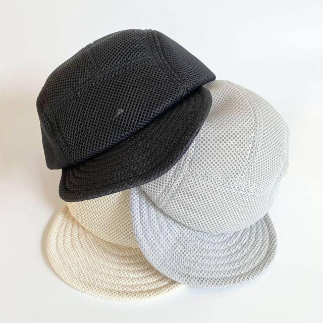 【MOUNTEN.】21S-MA19-0947 doube russell mesh