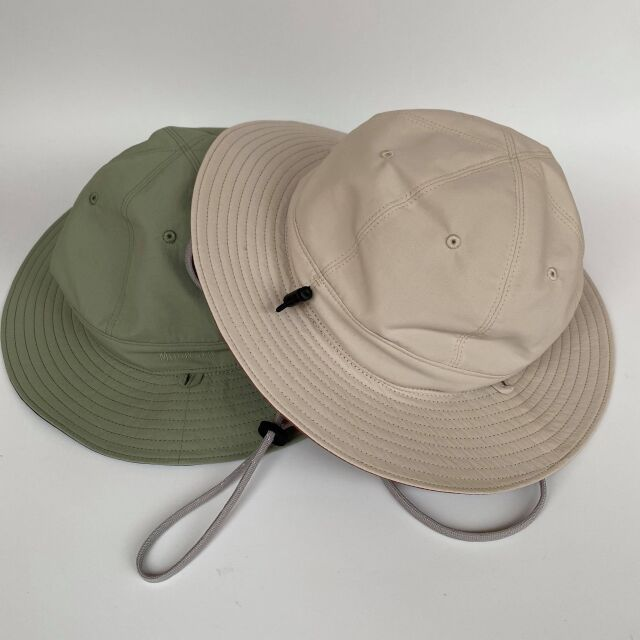 【MOUNTEN.】21S-MA20-0946 reversible adventure hat