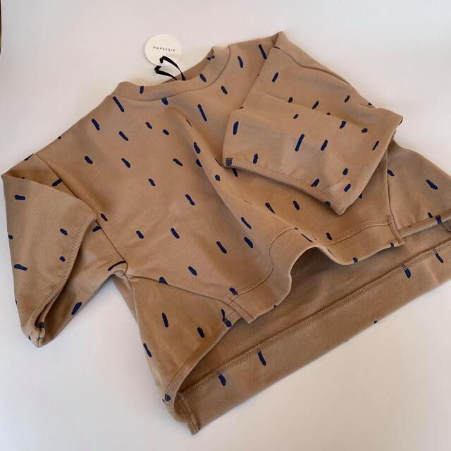 【arkakama】AKT00062 SPD M/S Sweatshirt TEARS  of earth
