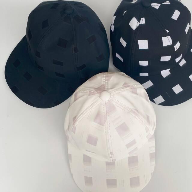 【frankygrow】21SBB-228 ORIG. CHECK CAP