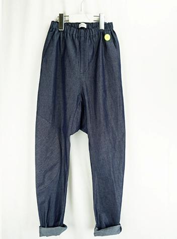 【frankygrow】20SBT-248 SWICHING DENIM PANTS