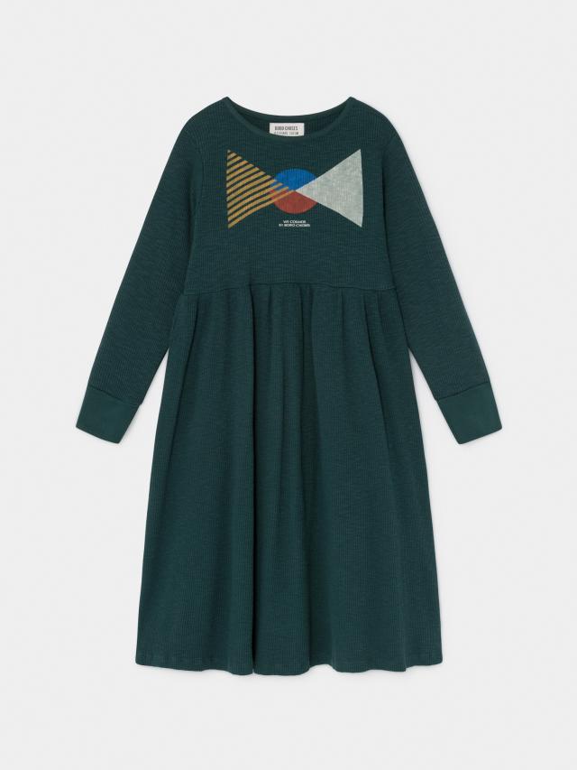 【BOBOCHOSES】219083 FLAGS JERSEY DRESS