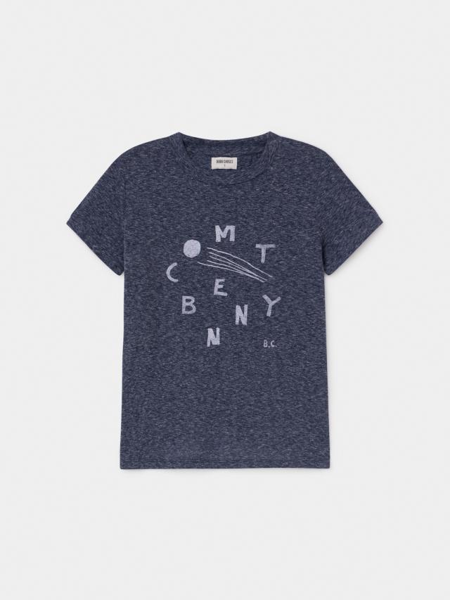【BOBOCHOSES】219905 Comet Benny Short Sleeve T-Shirt/大人