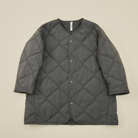 【MOUNTEN.】quilt mitten coat  [21W-MC19-1038a]