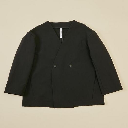 【MOUNTEN.】double cloth stretch jacket  [21W-MJ01-1024a]
