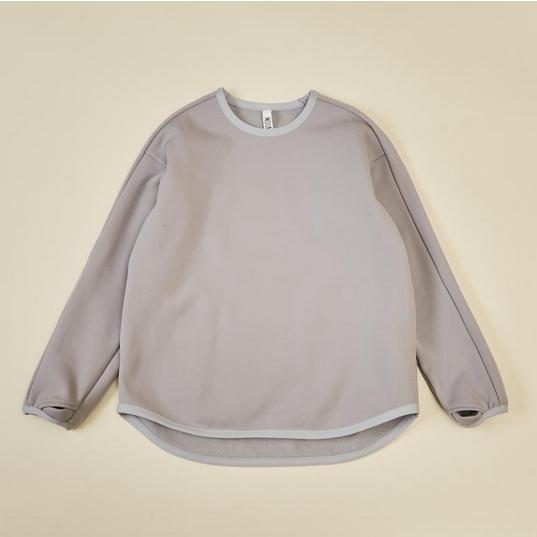 【MOUNTEN.】highgage fleece pullover  [21W-MT60-1044a]