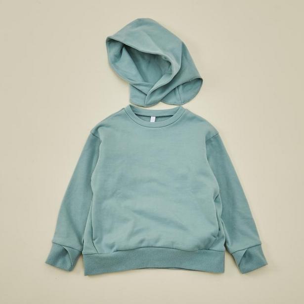 【MOUNTEN.】21W-MT70-1013 separate hoodie
