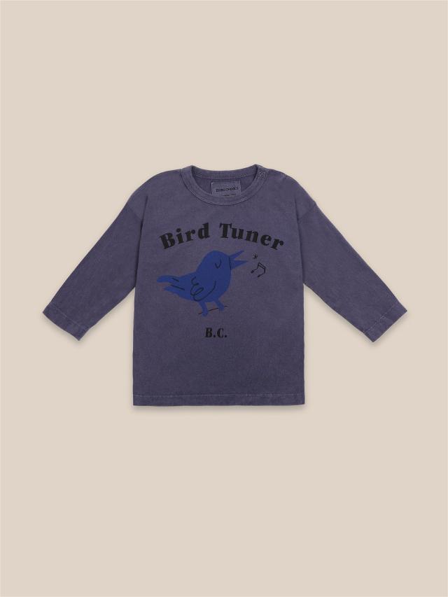 【BOBOCHOSES】22000004 Bird Tuner Long Sleeve T-Shirt