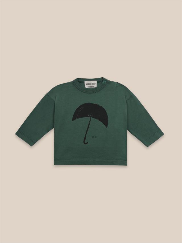 【BOBOCHOSES】22000007 Umbrella Long Sleeve T-Shirt