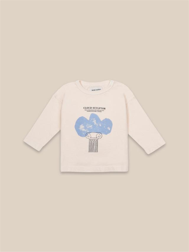 【BOBOCHOSES】22000103 Cloud Sculptor Long Sleeve T-Shirt