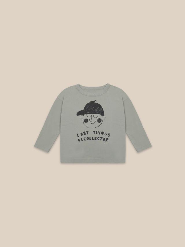 【BOBOCHOSES】22001011 Boy Long Sleeve T-shirt