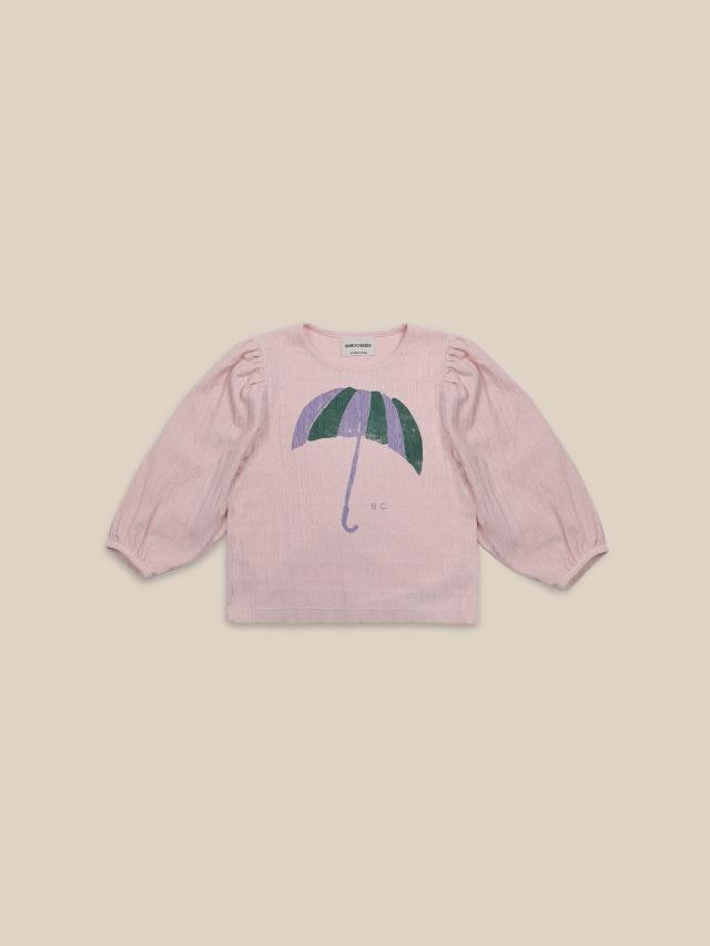 【BOBOCHOSES】22001024 Umbrella Girl T-shirt