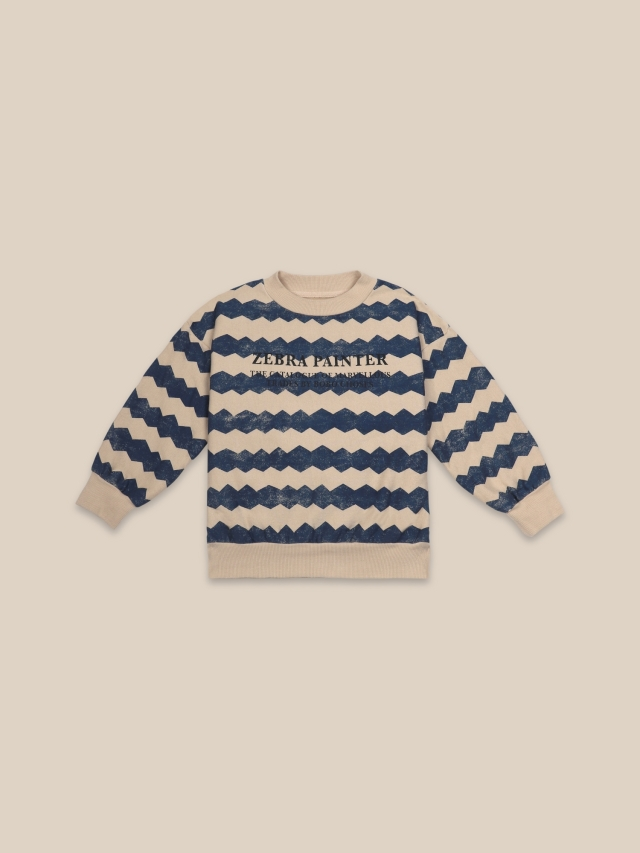 【BOBOCHOSES】22001031 Columns Sweatshirt