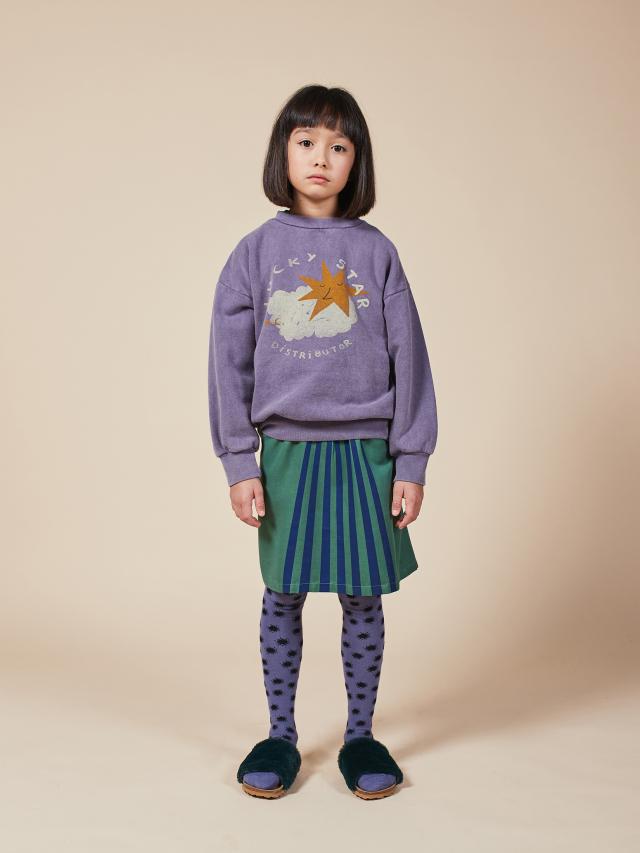 【BOBOCHOSES】22001033 Lucky Star Sweatshirt