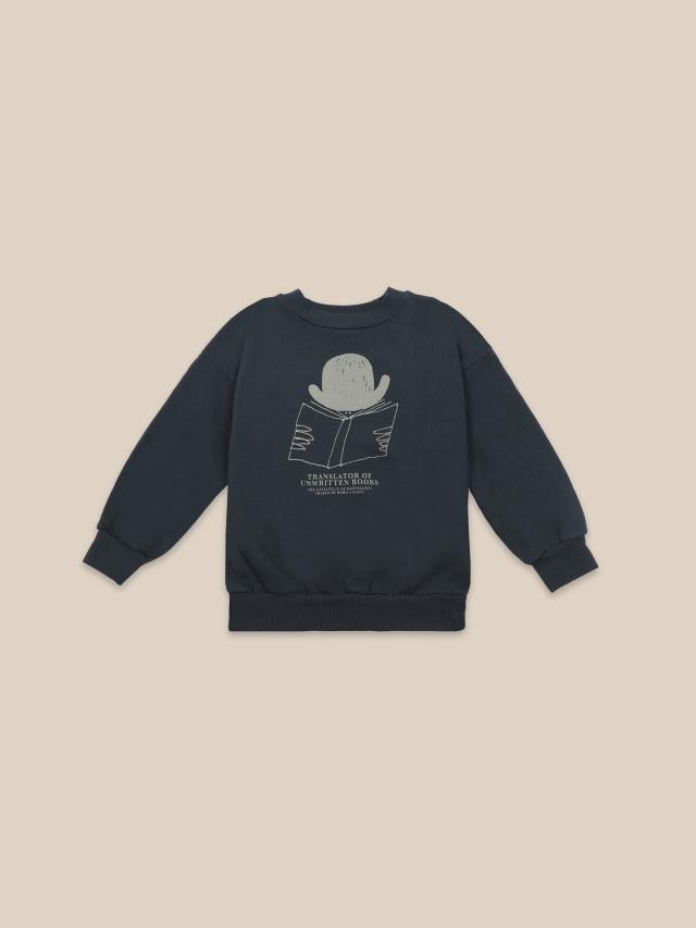 【BOBOCHOSES】22001036 Translator Sweatshirt