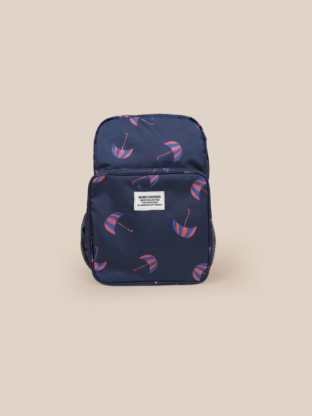 【BOBOCHOSES】22011006 Umbrellas All Over Backpack