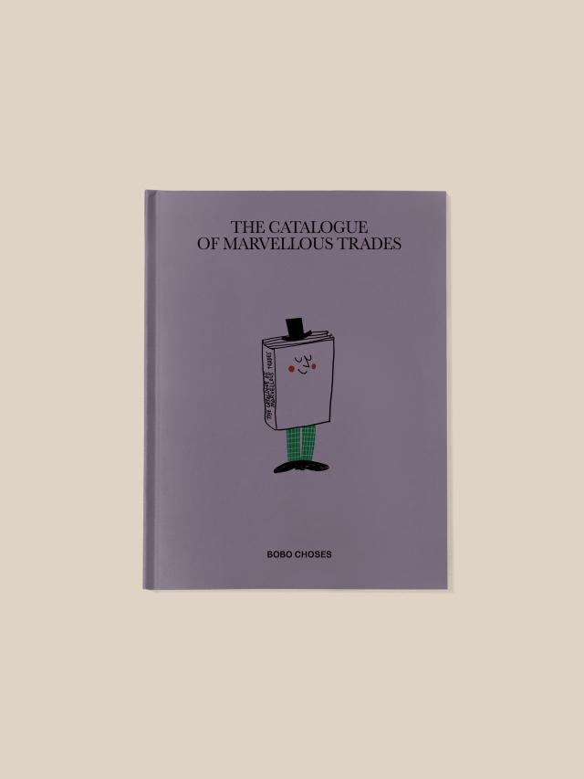 【BOBOCHOSES】22011082 Illustrated Children Book